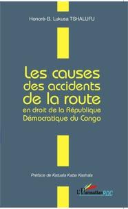 Histoiresdenlire.be Les causes des accidents de la route en droit de la République Démocratique du Congo Image