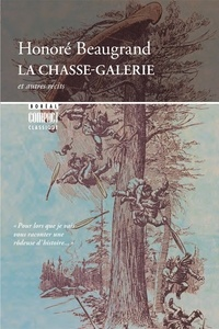 Honoré Beaugrand - La chasse-galerie.