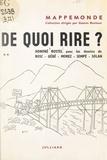 Honoré Bostel et  Bosc - De quoi rire ? (2).