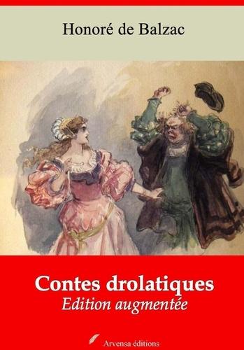 Contes drolatiques – suivi d'annexes. Nouvelle édition 2019