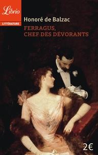 Téléchargement de livres audio sur iTunes Ferragus, chef des Dévorants ePub FB2 par Honoré de Balzac