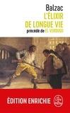 Honoré de Balzac - L'élixir de longue vie - précédé de El Verdugo.