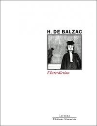 Honoré de Balzac - L'interdiction.
