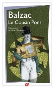 Honoré de Balzac - La bibliothèque idéale des 50 ans GF Tome 31 : Le Cousin Pons.