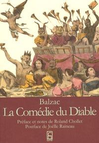 Honoré de Balzac - La Comédie du Diable - Suivi de La Procession du Diable.