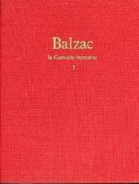 Honoré de Balzac - La Comédie humaine Tome 5 : .
