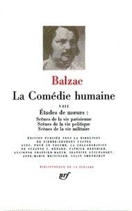 La comédie humaine - Tome 8, Etudes de moeurs.pdf