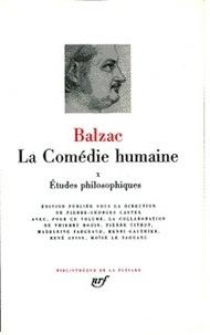 La comédie humaine - Tome 10, Etudes philosophiques.pdf