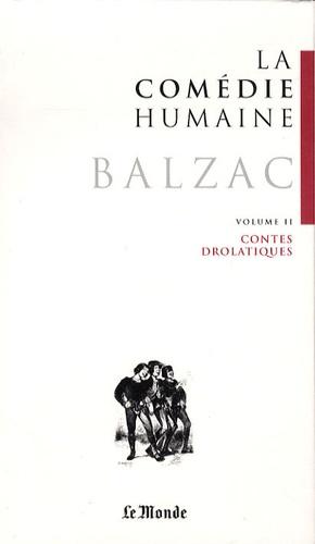 Honoré de Balzac - La comédie humaine - Volume 26, Contes drolatiques 2.