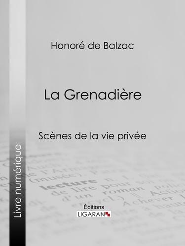 Honoré de Balzac et  Ligaran - La Grenadière.