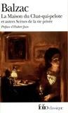 Honoré de Balzac - La Maison du Chat qui Pelote.