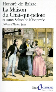 Livres mobiles téléchargement gratuit La Maison du Chat qui Pelote par Honoré de Balzac 9782070374410 in French FB2 CHM PDB