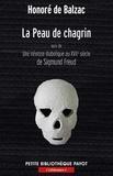 Honoré de Balzac et Sigmund Freud - La peau de chagrin - Suivi de Une névrose diabolique au XVIIe siècle.