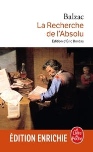 Honoré de Balzac - La recherche de l'Absolu.