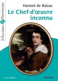Honoré de Balzac - Le Chef-d'oeuvre inconnu - Classiques et Patrimoine.