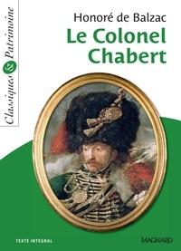 Honoré de Balzac - Le Colonel Chabert - Classiques et Patrimoine.