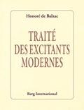 Honoré de Balzac - Traité des excitants modernes.