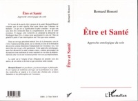 Honoré - Étre et santé - Approche ontologique du soin.