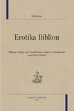Honoré-Gabriel de Mirabeau - Erotika Biblion.
