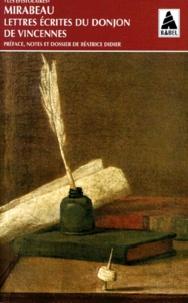 Honoré-Gabriel de Mirabeau - .