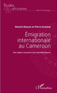 Deedr.fr Emigration internationale au Cameroun - Des enjeux nouveaux aux nouvelles figures Image