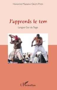 Honorine Massanvi Gblem-Poidi - J'apprends le tem - Langue Gur du Togo. 1 CD audio