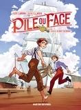 Hope Larson et Rebecca Mock - Pile ou face Tome 1 : Cavale au bout du monde.