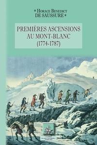 Histoiresdenlire.be Premières ascensions au Mont-Blanc (1774-1787) Image