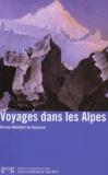 Horace-Bénédict de Saussure - .