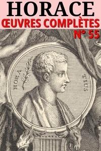 Horace - Horace - Oeuvres Complètes - Classcompilé n° 55.