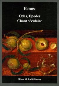 Odes, Epodes Chant séculaire - Edition bilingue français-latin.pdf