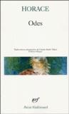 Horace - Odes - Edition bilingue.