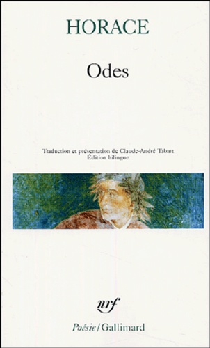 Horace - Odes - Edition bilingue.