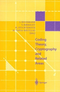 Galabria.be CODING, THEORY, CRYPTOGRAPHY AND RELATED AREAS Image