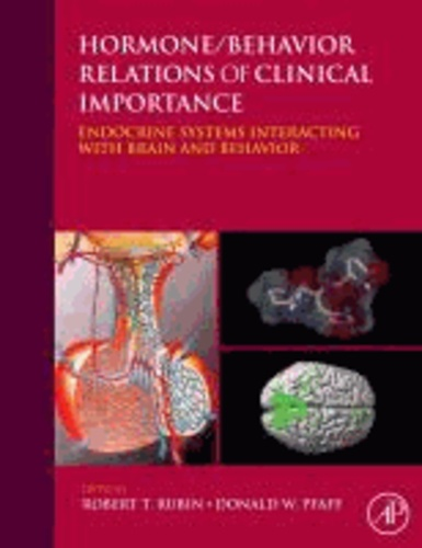 Hormone/Behavior Relations of Clinical Importance - Endocrine Systems Interacting with Brain and Behavior.