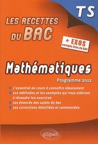 Horst Lottermoser et Martine Barthes - Mathématiques Tle S - Conforme au nouveau programme.