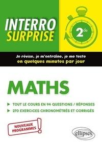 Horst Lottermoser - Maths 2de - Nouveaux programmes.