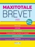Hortense Bellamy et Philippe Lehu - Maxitotale brevet.