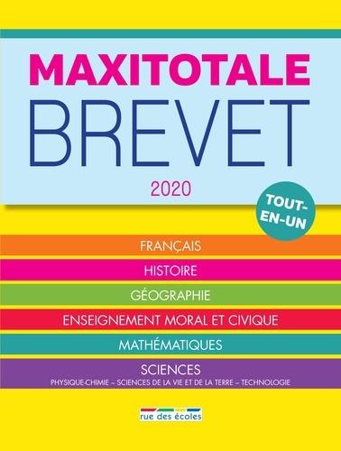Maxitotale brevet  Edition 2020
