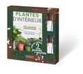Horticolor - Plantes d'intérieur - Avec 2 gouttes à gouttes.