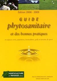 Guide phytosanitaire et des bonnes pratiques en espaces verts, pépinières, horticulture, golfs et terrains de sport.pdf