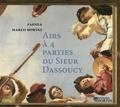 Hortus - Airs à 4 parties du sieur Dassoucy. 1 CD audio MP3