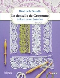 Hôtel de la Dentelle - La dentelle de Craponne - Le fleuri et son évolution.