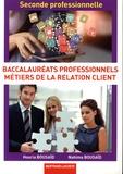 Houria Bousaïd et Nahima Bousaïd - Métiers de la relation client 2de professionnelle.