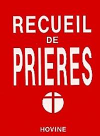 Hovine - Recueil de prières.