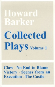 Howard Barker - .