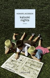 Howard Jacobson - Kalooki nights.