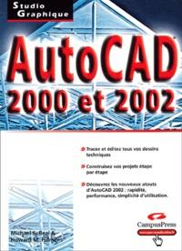 Howard-M Fulmer et Michael-E Beall - AutoCAD 2000 et 2002.