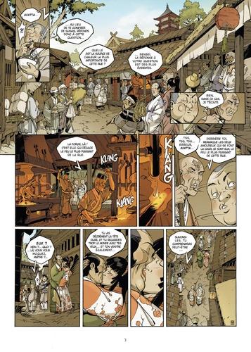 Okko Tome 7 et 8 Le cycle du feu