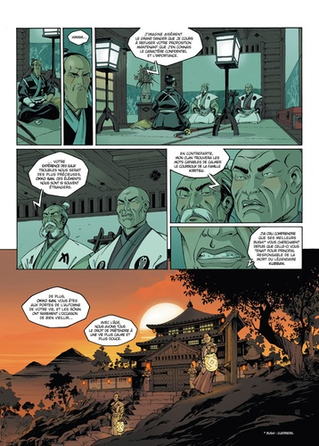 Okko Tome 7 Le cycle du feu. Edition 25 ans